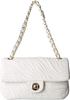 حقائب الكتف للنساء - ابيض