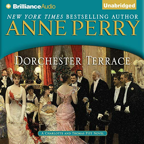 Dorchester Terrace Audiobook By Anne Perry cover art