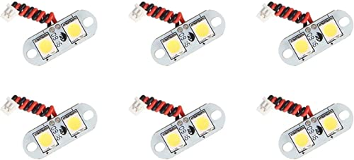 6 x Quantity of Walkera Rodeo 150 150-Z-22 Headlumière Lamp LED lumière Part - FAST Libre SHIPPING FROM Orlando, Florida USA