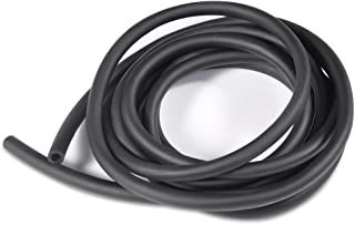 Yosoo 300cm, 6x9mm Natural Latex Rubber Band Tube Tubing for Slingshot Catapult Elastic Parts Rocket Outdoor Hunting (Black)