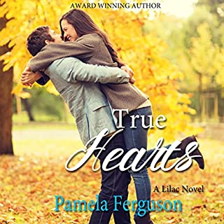 True Hearts audiobook cover art