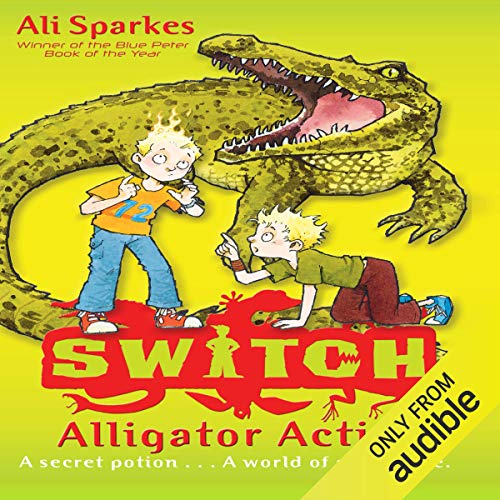 Couverture de Alligator Action