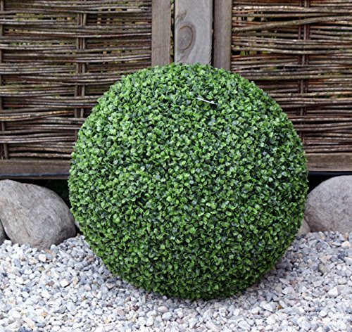 Buchsbaumkugel Buchskugel ca. 50/52 cm zur Innen- und Außendekoration - 2