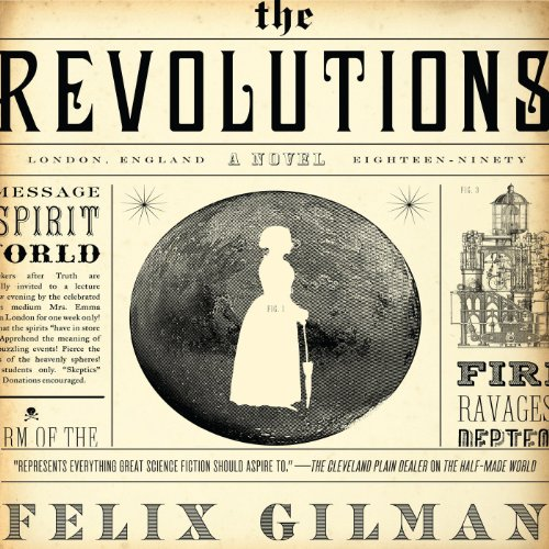 The Revolutions audiobook cover art