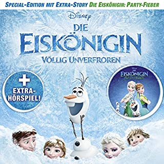 Die Eiskönigin - Völlig unverfroren: Special-Edition Titelbild