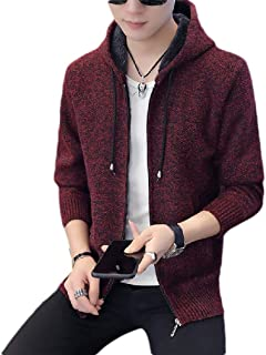 Coolred-Men Wrinkle-Resistant Striped Button Up Baggy Cardi Western Shirt