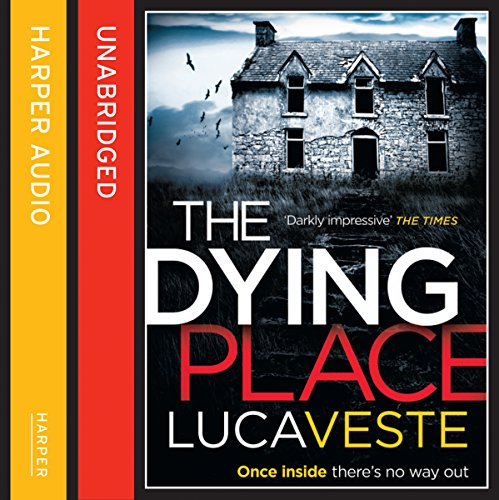 The Dying Place audiobook cover art