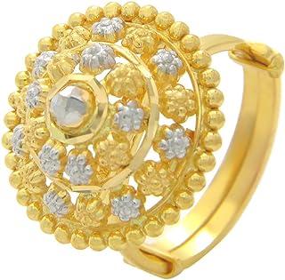 Popleys 22k (916) Yellow Gold Ring