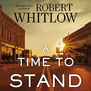 A Time to Stand cover art
