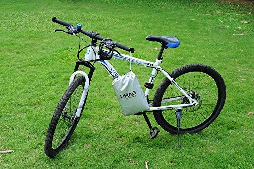 LIHAO Fahrradabdeckung Wasserdicht 190T Fahrradgarage Fahrrad Schutzhülle - 6