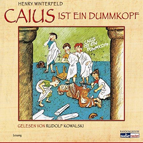 Caius ist ein Dummkopf  Titelbild