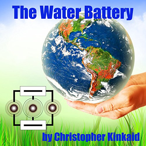 The Water Battery cover art
