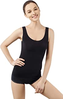 MD Shapewear Womens Tank Tops Body Shaper Camisole Tummy Waist Hips