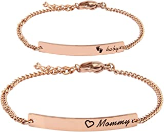 mommy and baby bracelets