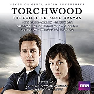 Torchwood: The Collected Radio Dramas cover art