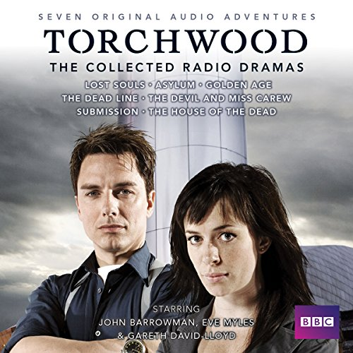 Torchwood: The Collected Radio Dramas audiobook cover art