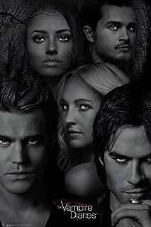GB eye Vampire Diaries - Faces Poster - 91.5x60cm