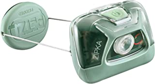 PETZL, ZIPKA Compact Headlamp with 300 Lumens and Retractable Cord for Hiking and Camping