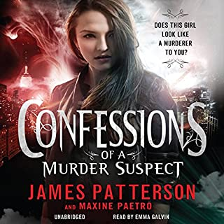 Confessions of a Murder Suspect audiobook cover art