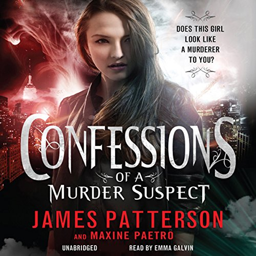 Confessions of a Murder Suspect cover art