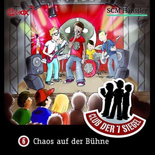 Chaos auf der Bühne Titelbild