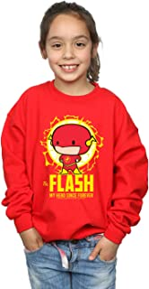 DC Comics Girls Flash My Hero Since Forever Sweatshirt