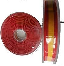 25 metros cinta bandera Española de 12mm
