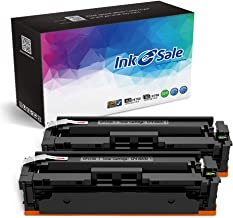 INK E-SALE Compatible Toner Cartridge Replacement for HP 2 Pack Black CF410A 410A for HP Color Laserjet Pro MFP M477fdw M477fdn M477fnw M477 M452 M452dn M452dw M452nw M377dw 410X CF410X Toner Printer