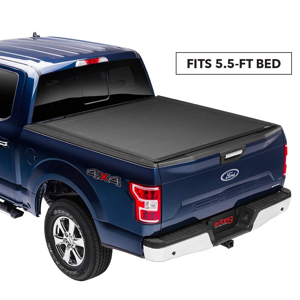 85590 Fits 17-20 Honda Ridgeline 5 Bed Extang Xceed Hard Folding Truck Bed Tonneau Cover