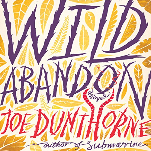 Wild Abandon audiobook cover art