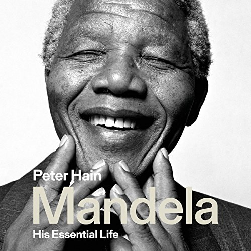 Mandela audiobook cover art