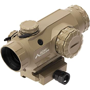 Primary Arms SLX Compact 1x20 Prism Scope - ACSS-Cyclops - FDE