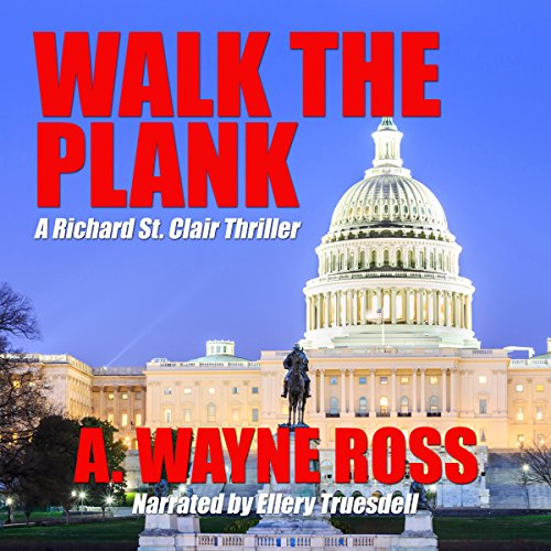 Walk the Plank audiobook cover art