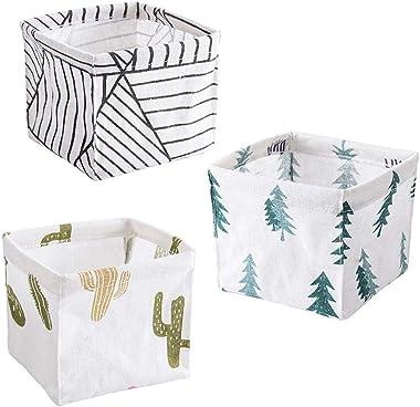 Cloth baskets for storage Washing Laundry Basket Storage Bin Basket Table Toy Box Container Organizer Desktop Makeup Brush Cl