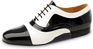 e288f1134d57 Nueva Epoca – Messieurs Tango/Salsa Chaussures de danse la Plata –  Vernis/Cuir