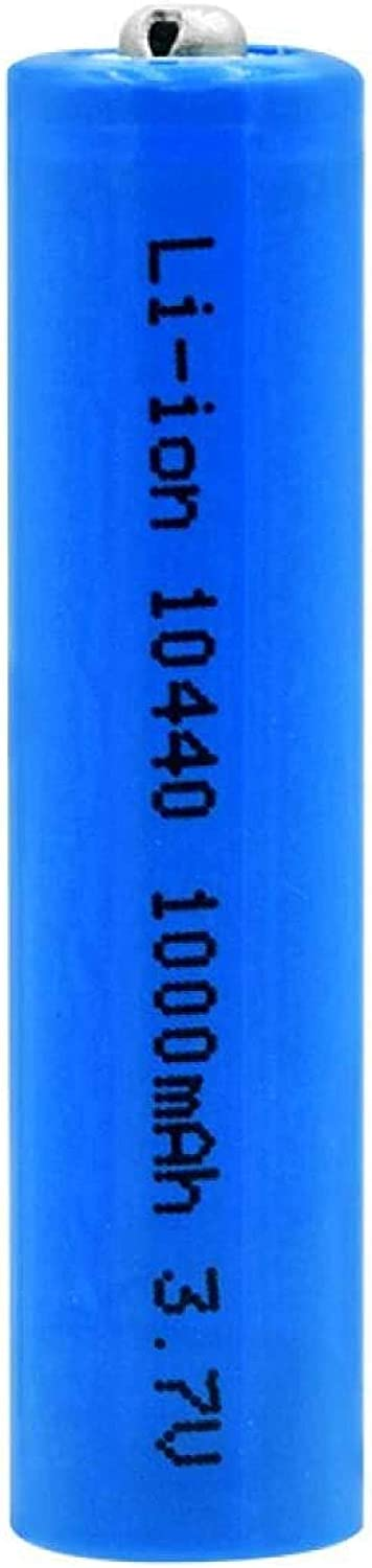 Lithium Ion Rechargeable Battery depot Cell 10440 1000Mah 3.7V Cheap for Li