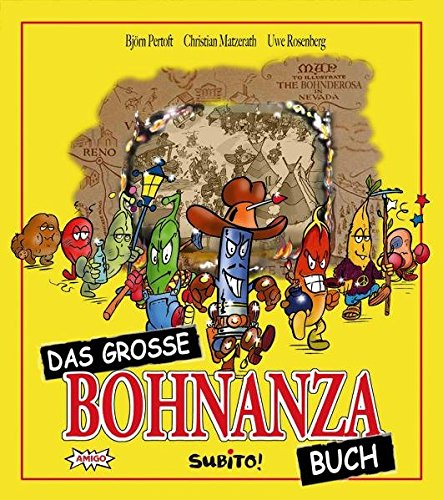 Das große Bohnanza - Buch