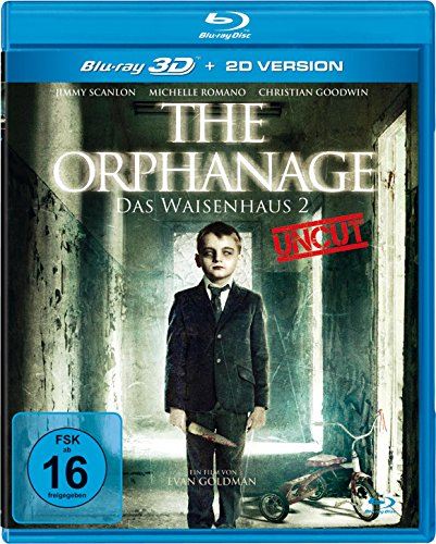 The Orphanage - Das Waisenhaus 2 - Uncut (inkl. 2D-Version) [3D Blu-ray]