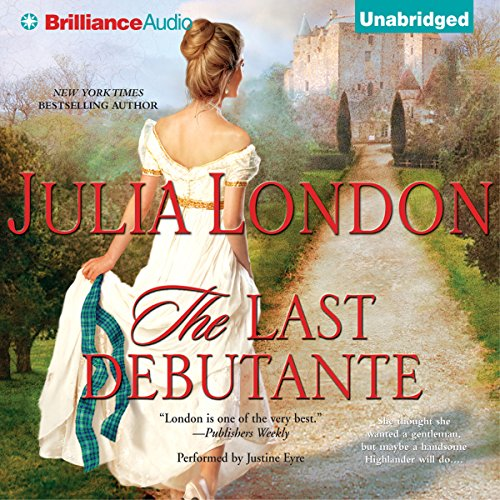 The Last Debutante cover art