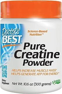 Doctor's Best (好) - 以Creapure为特色的肌酸粉末 - 10.6盎司