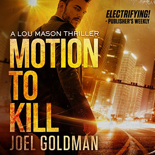 Motion to Kill audiobook cover art