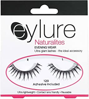 Eylure Naturalite Lashes - 120 - Pack of 2