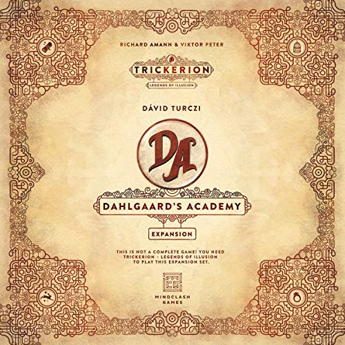 Mindclash Games Trickerion: Dahlgaard's Academy - English