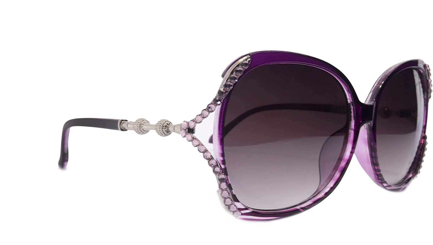 Bling Women Very popular Sunglasses Adorned w Max 58% OFF 100% N UV Protection. Crystals