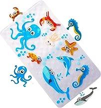 WoByt Multi-Purpose Bath Mat/PVC Material Baby Tub Mat Non Slip Mats Children &..