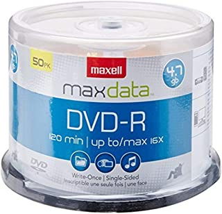 Maxell 638011 DVD-R 4.7 Gb Spindle