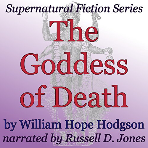 The Goddess of Death audiobook cover art