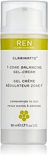 Ren Clarimatte T-Zone Balancing Gel Cream, 1.7 Ounce
