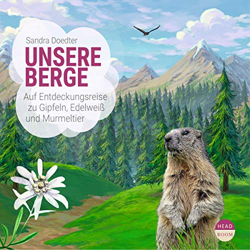 Unsere Berge audiobook cover art