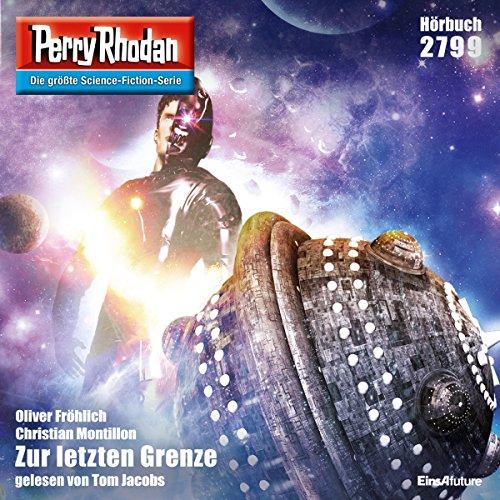 Zur letzten Grenze (Perry Rhodan 2799) Titelbild